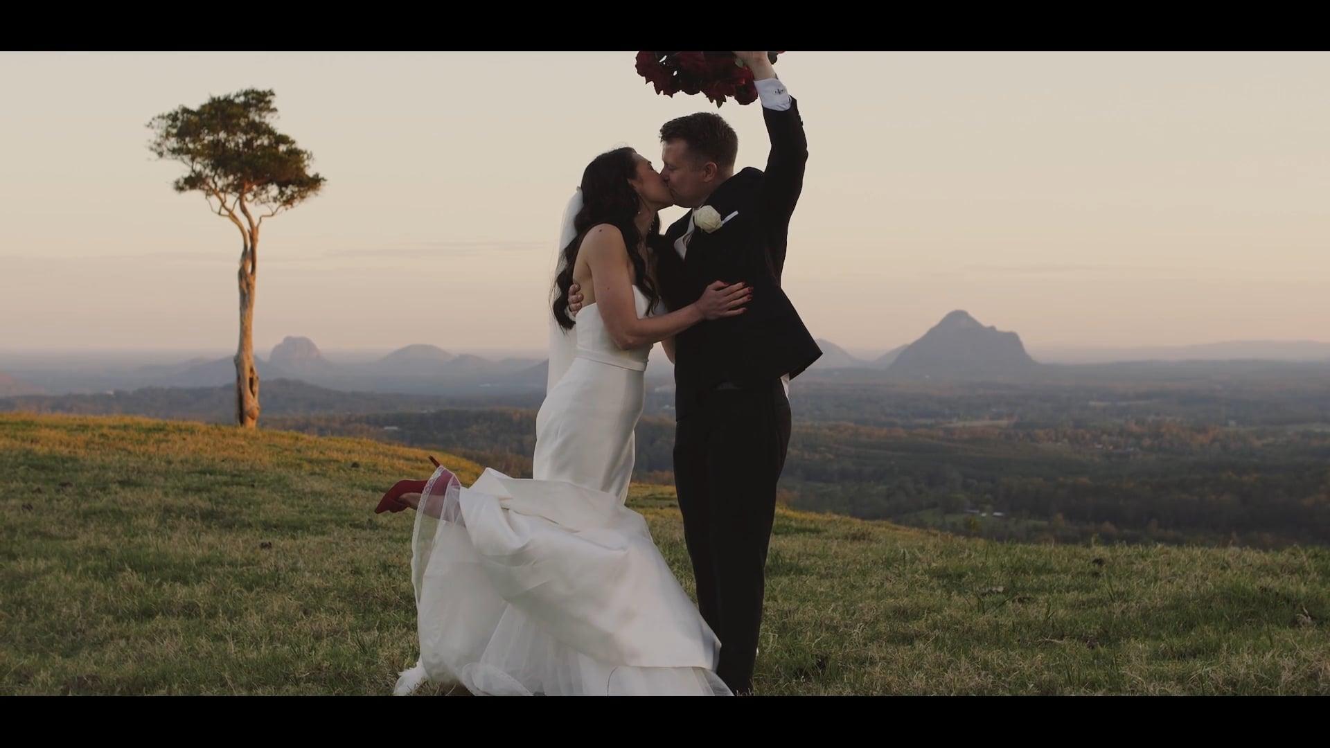 Maleny Manor Wedding Film
