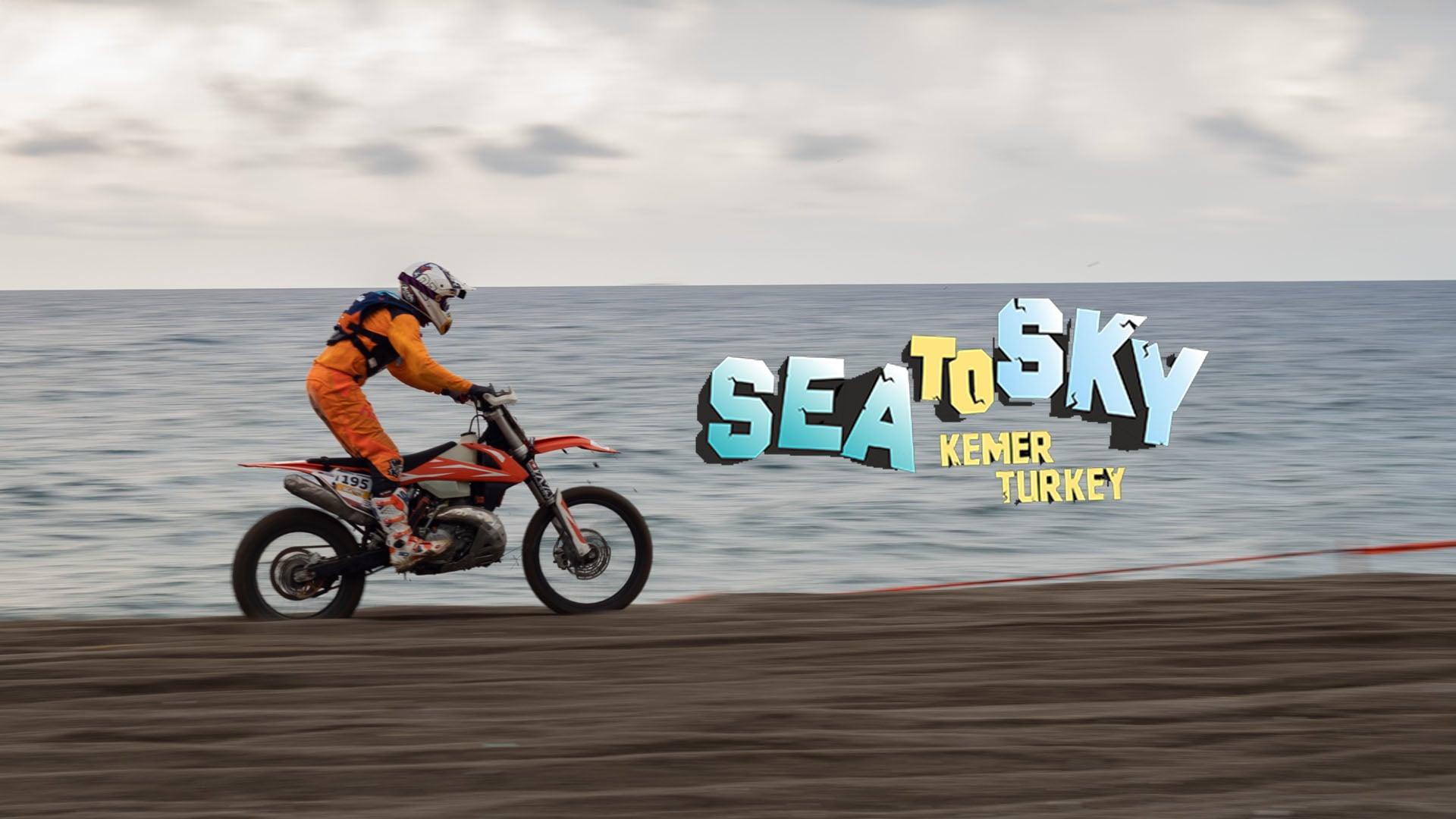 Sea to SKY  Kemer Enduro Race