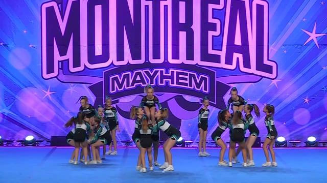 Cheer Sport  Piked Sharks - Youth 2