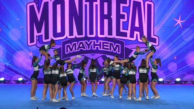Cheer Sport  Starry Sharks - Junior Medium 2