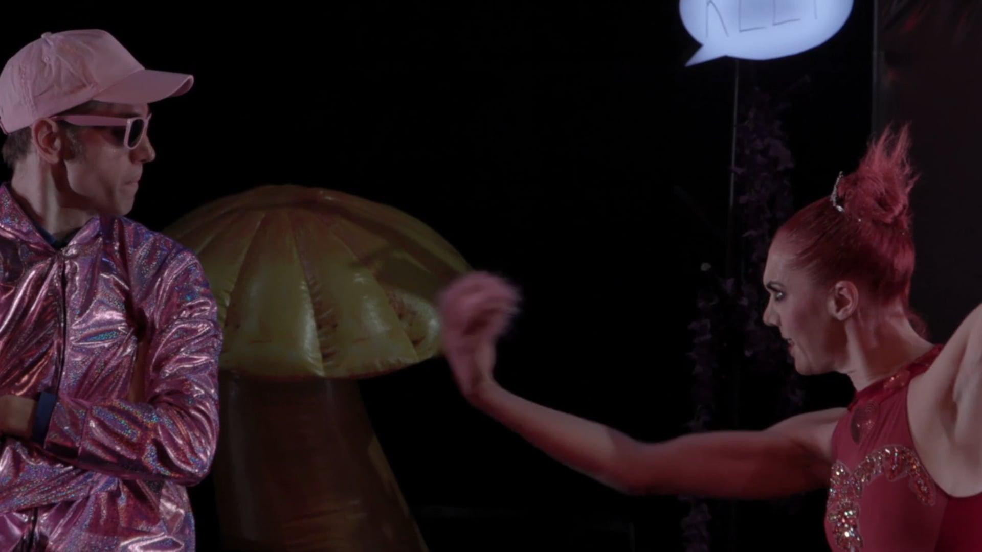Alice - Wonderland Through the Looking Glass -  Promo Movie