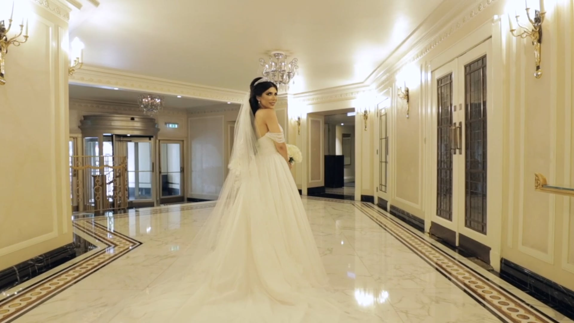 A Wedding That Shook The Dorchester To Its Foundations