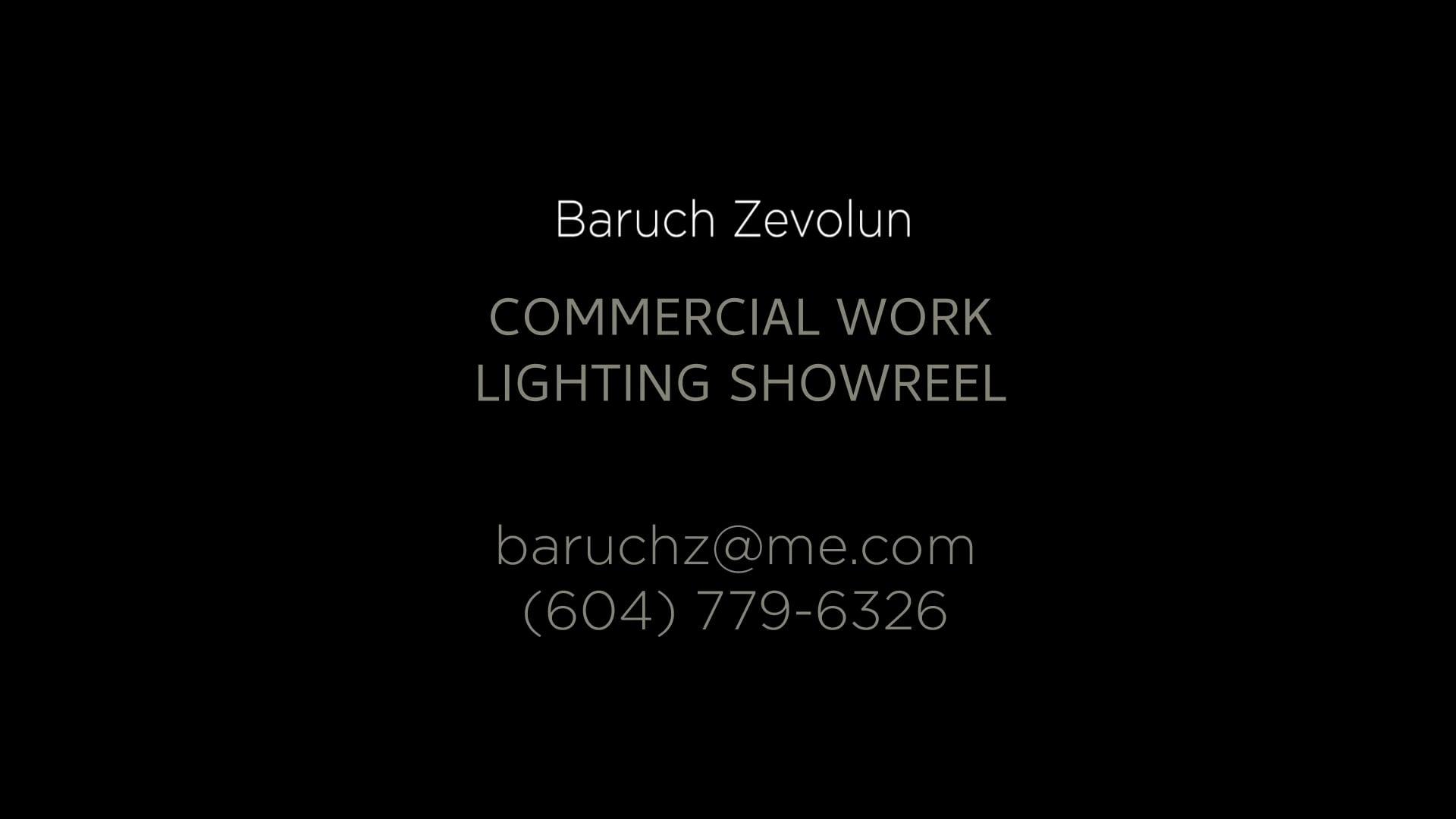 Commercial Work Lighting