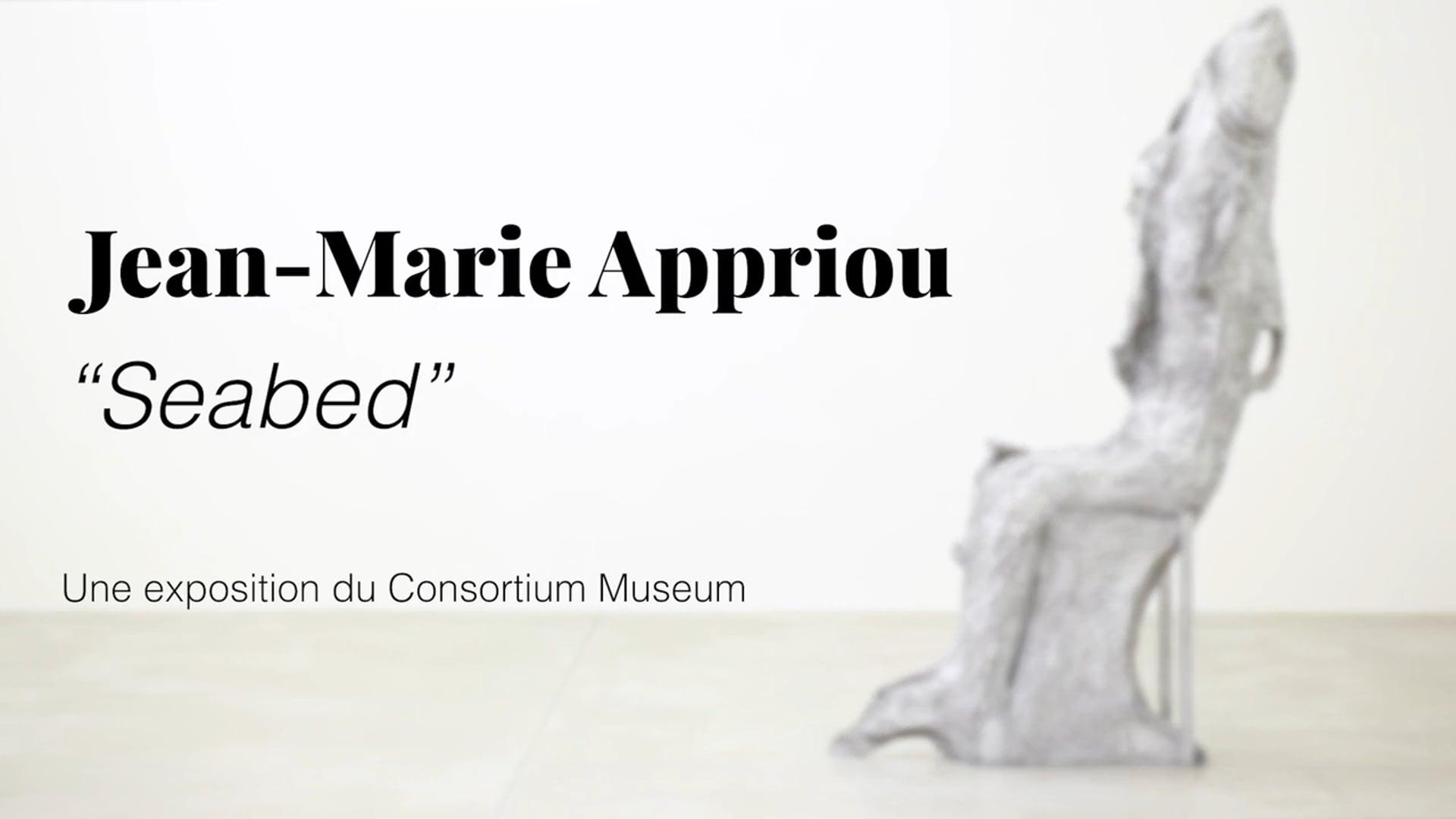"Portrait d'artiste: Jean-Marie Appriou - ""Seabed"""
