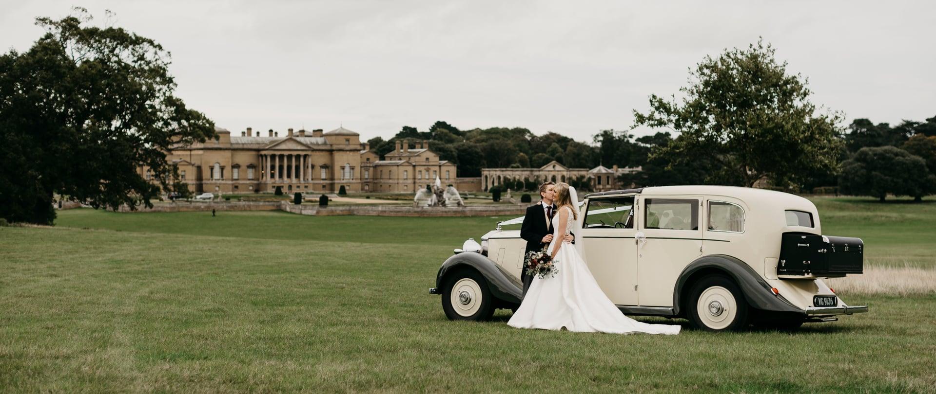 Lara & Charles Wedding Video Filmed at Norfolk, England