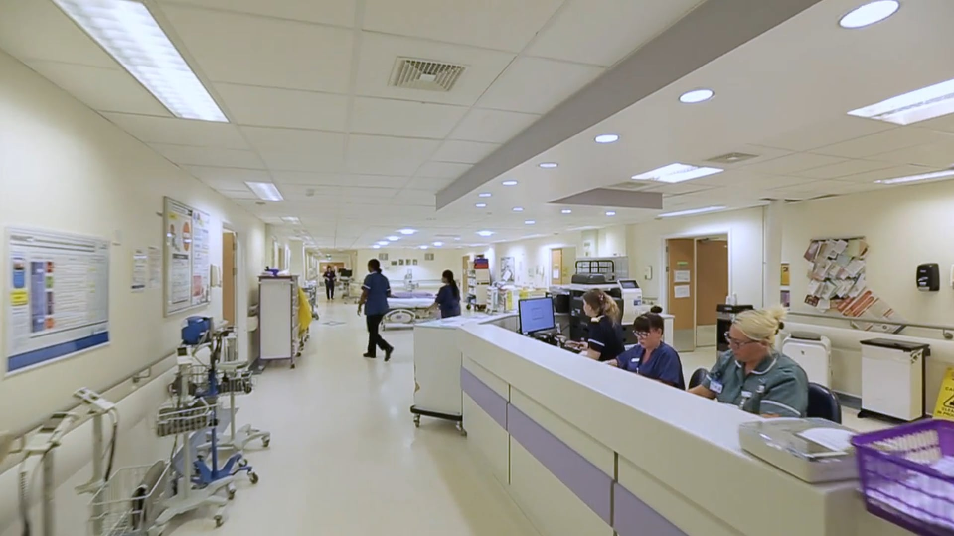 Maternity Tour - University Hospitals Coventry and Warwickshire - NHS