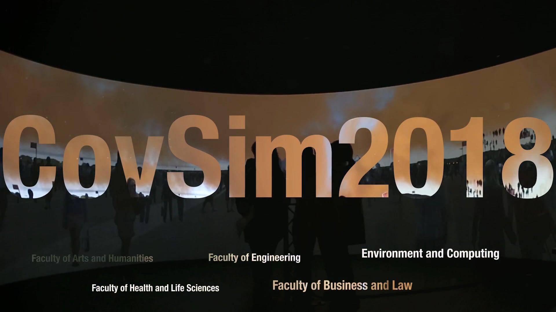 CovSim2018 - Highlights - Coventry University