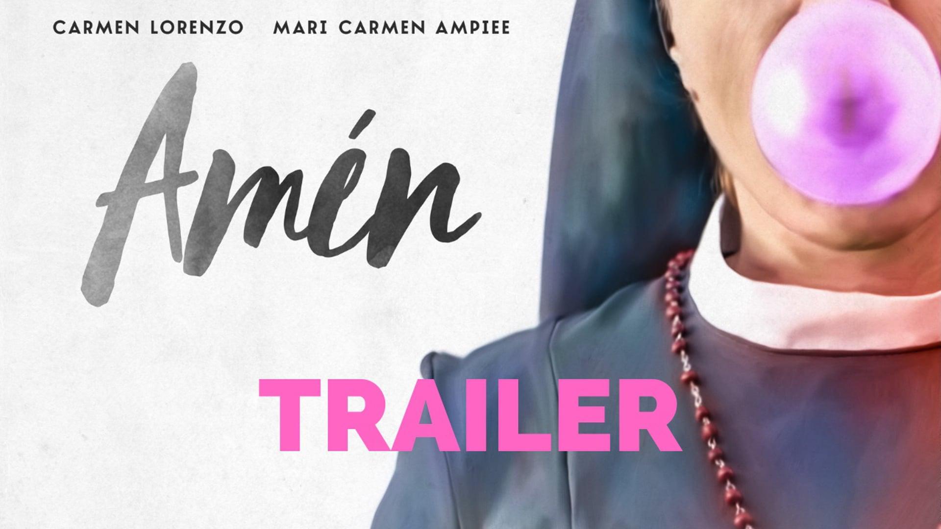 "Trailer - ""Amén"" (David Marín & Lucía Laguna, 2020)"
