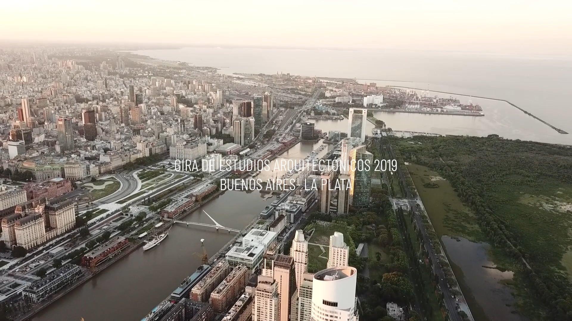 GIRA DE ESTUDIOS BUENOS AIRES-LA PLATA  2019 EAUSS