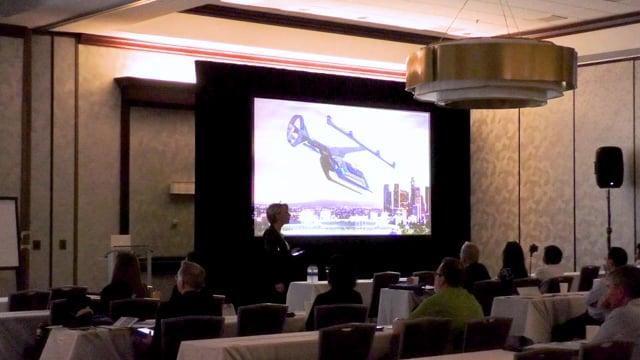 Dr. Cynthia Brattessani   Annual Conference 2019