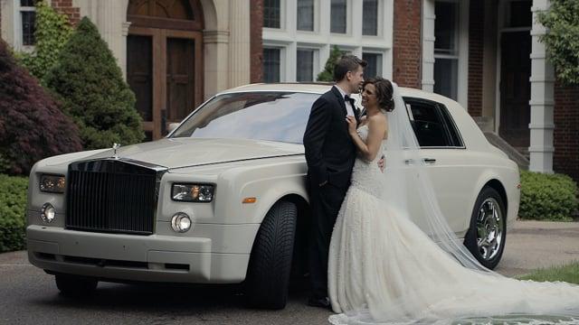 Christie + Brandon | Cinematic Wedding Teaser