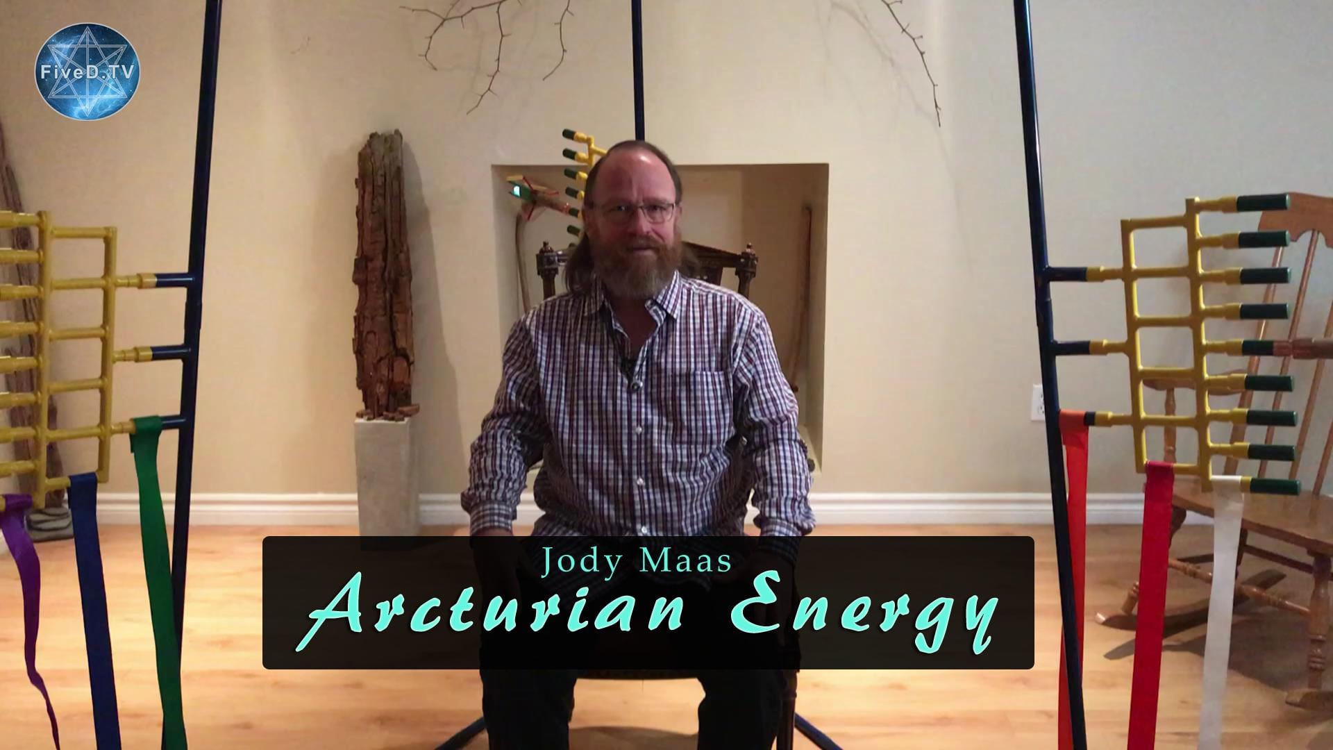 Arcturian Energy