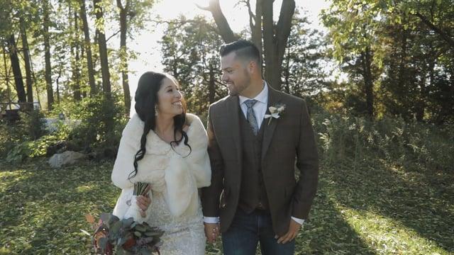 Samantha + Timothy | Cinematic Wedding Teaser