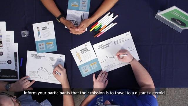 Asteroid Mining - Activity Training Video (2020)