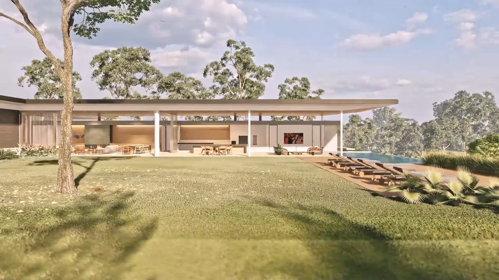 Gálvez & Márton Arquitetura - Quinta da Baroneza - Quadra R2 Lote 7