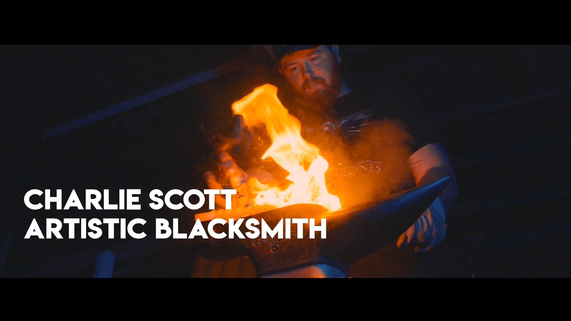 Charlie Scott - Artistic Blacksmith