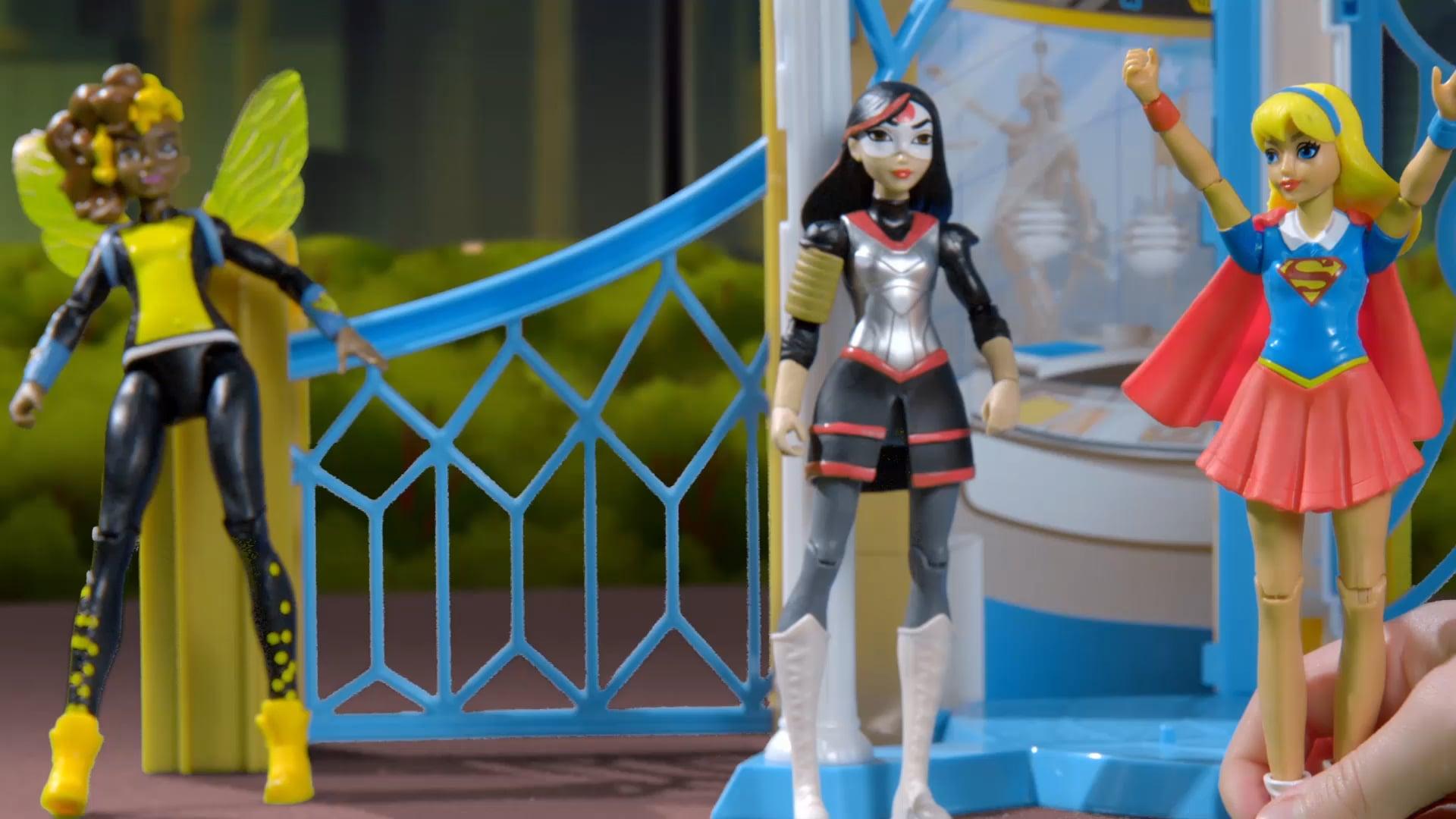 DC Superhero Girls: You Be The Hero