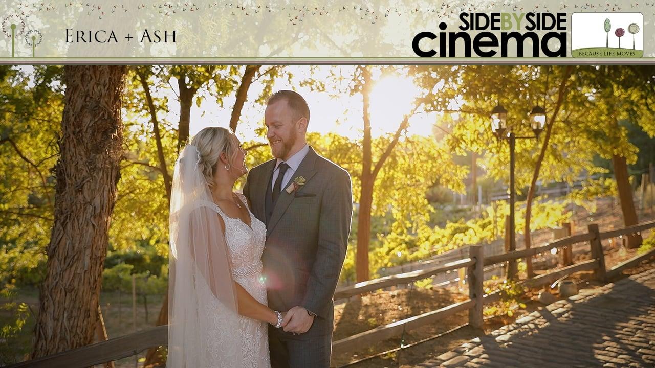 Erica + Ash - Lake Oak Meadows Wedding