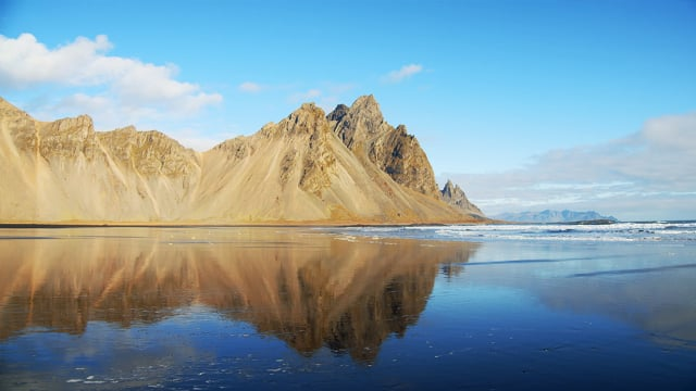 The landscapes of Iceland, Europe