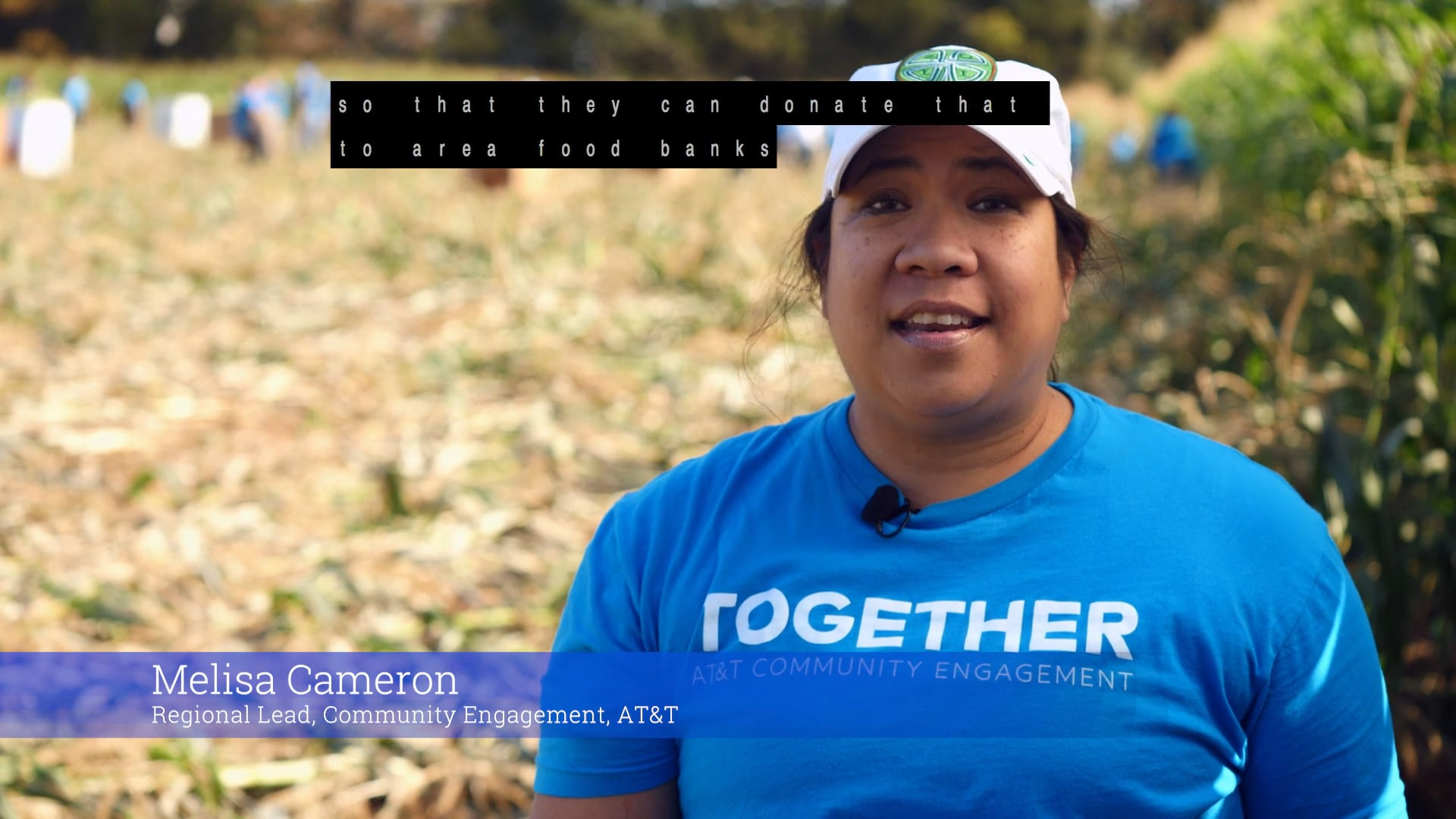 Cause Video: AT&T & America's Grow-A-Row