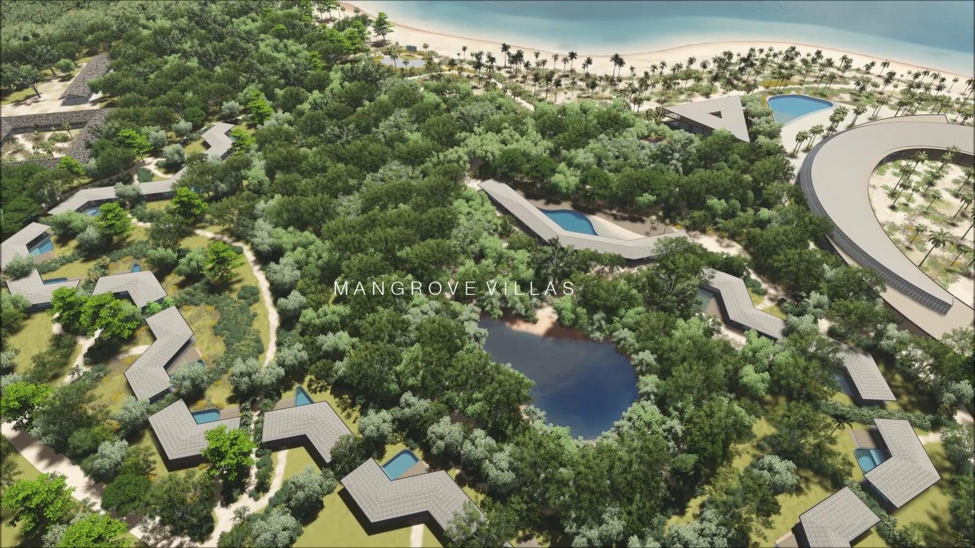 Gálvez & Márton Arquitetura - Six Senses - Resort & Spa Pratigi - Brazil