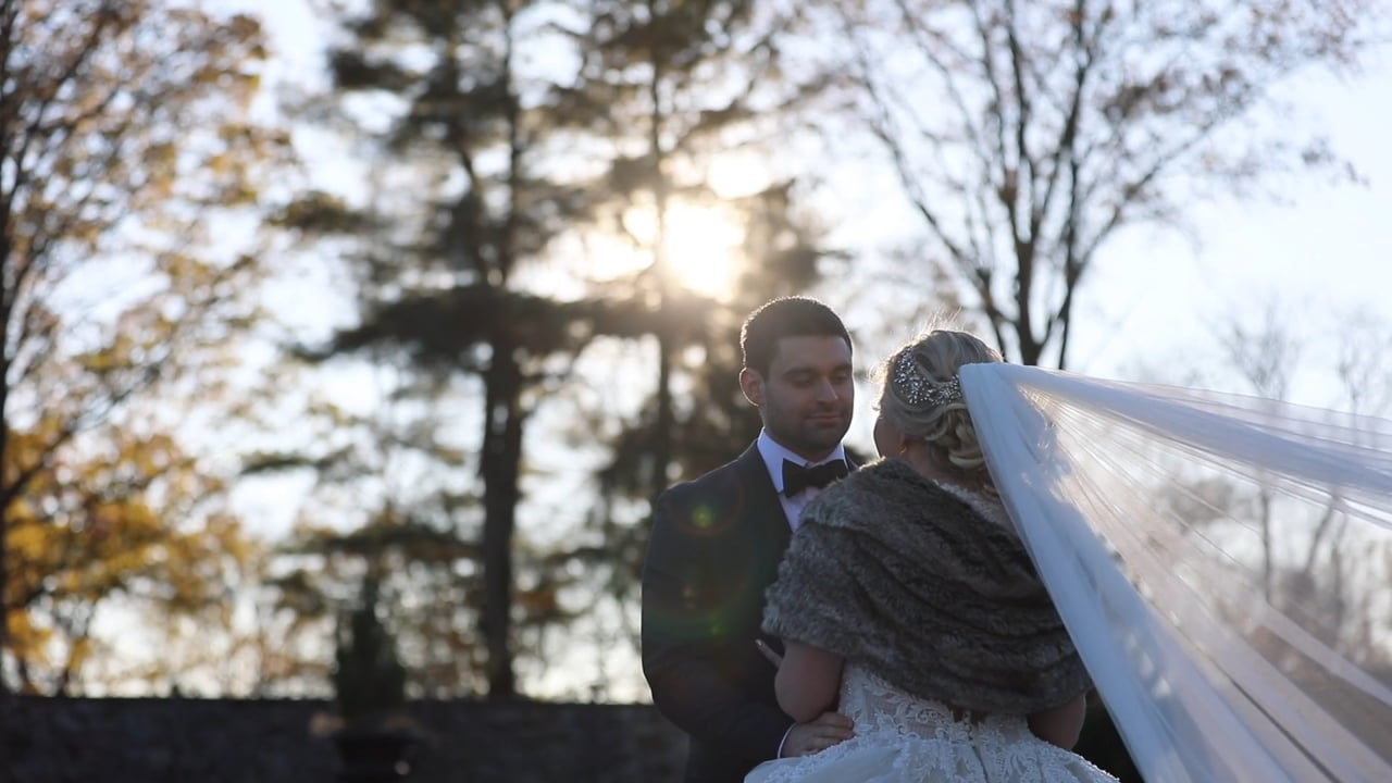 Greentree Country Club - 538 Davenport Ave, New Rochelle, NY 10805 - Katherine & Ronnie's Wedding day