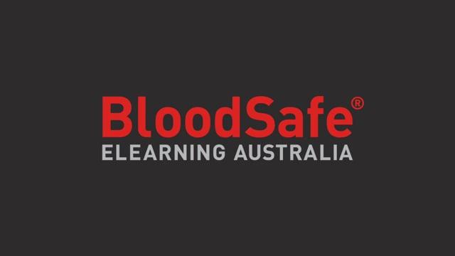 Transporting blood