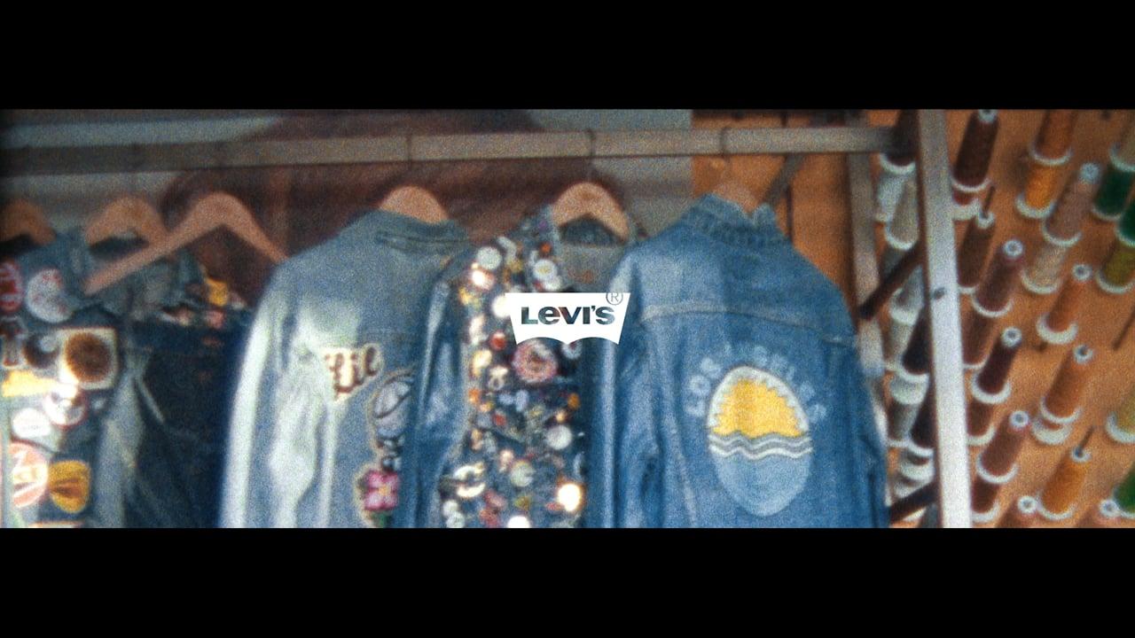 """Levi's """"Repair, Reimagine, Recycle'"""