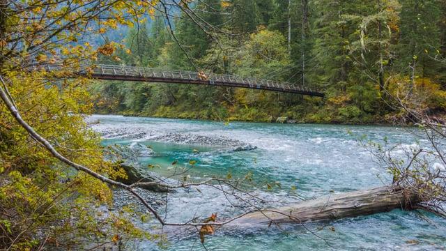 North Cascades. Part 1 Short Preview Video