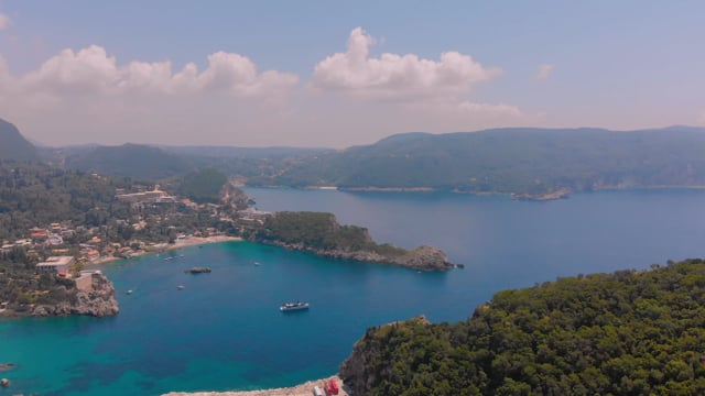 Nature of Corfu, Greece - Short Preview