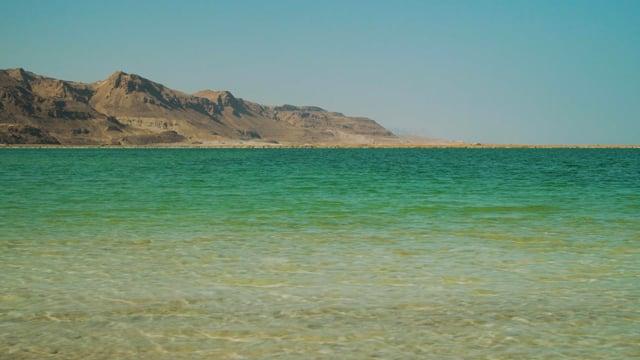 Dead Sea, Israel - 4K Short Preview
