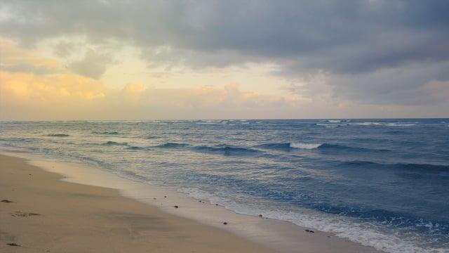 Sunrise at Maui Island - Nature Soundscape