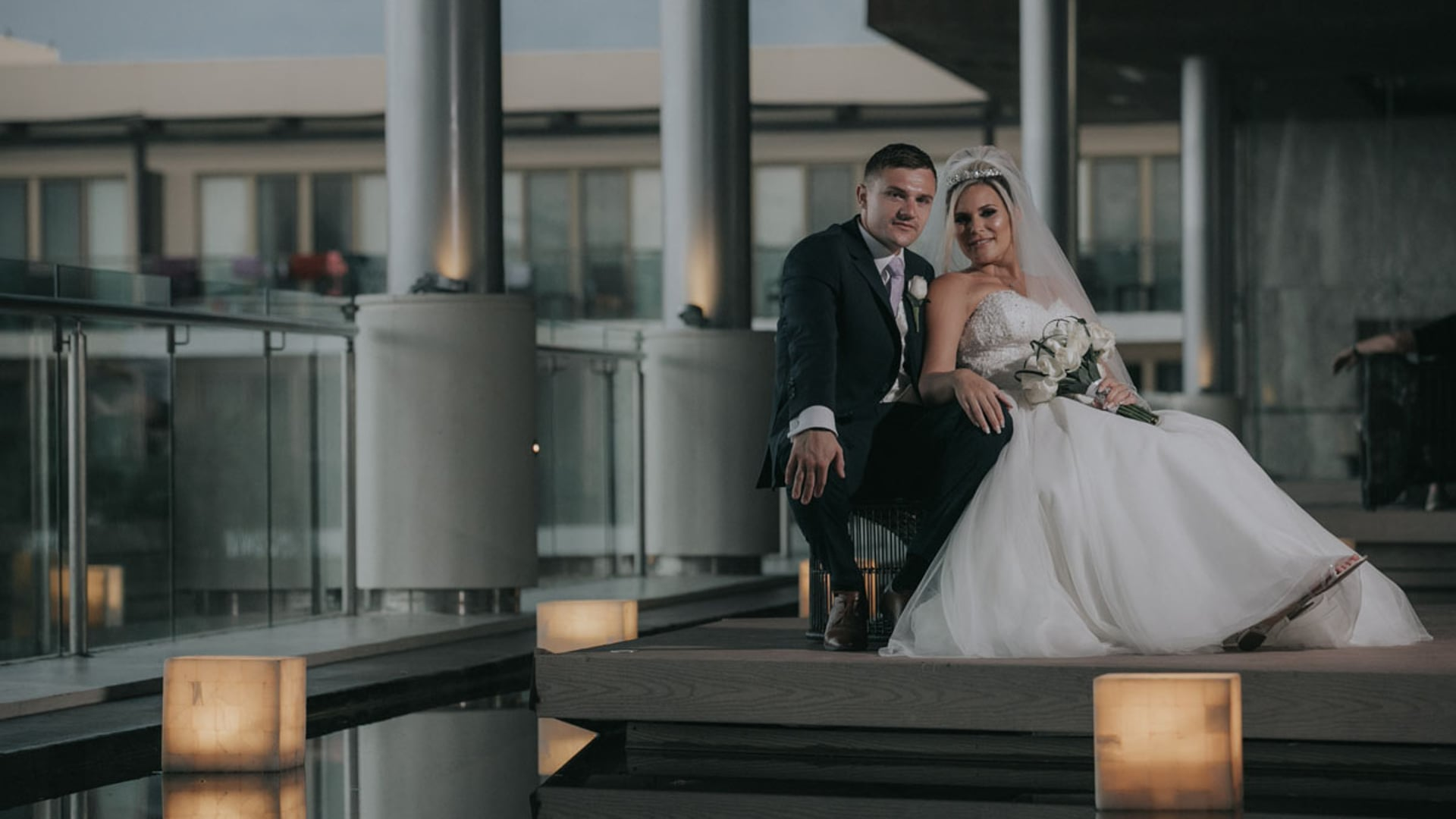 Royalton Riviera Cancun Wedding Film. Natalie & David Highlights