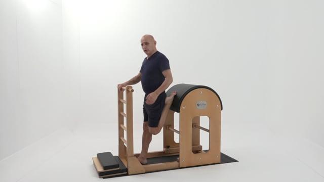 The Studio : Ladder Barrel