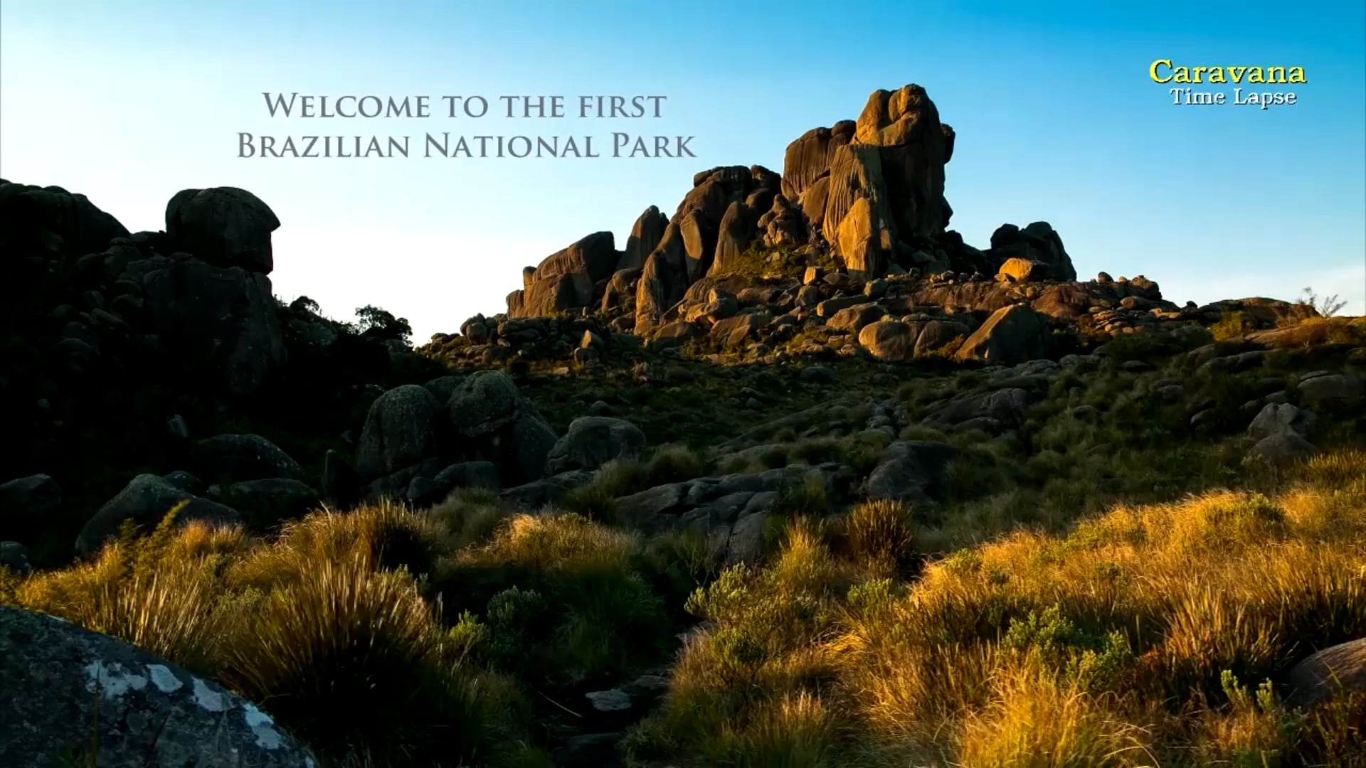 Itatiaia National Park - Audiodescrição