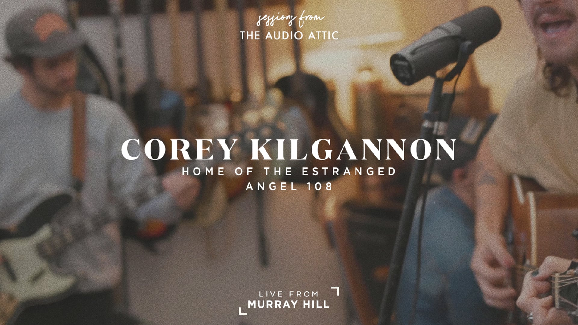 Corey Kilgannon X Audio Attic _ home of the estranged