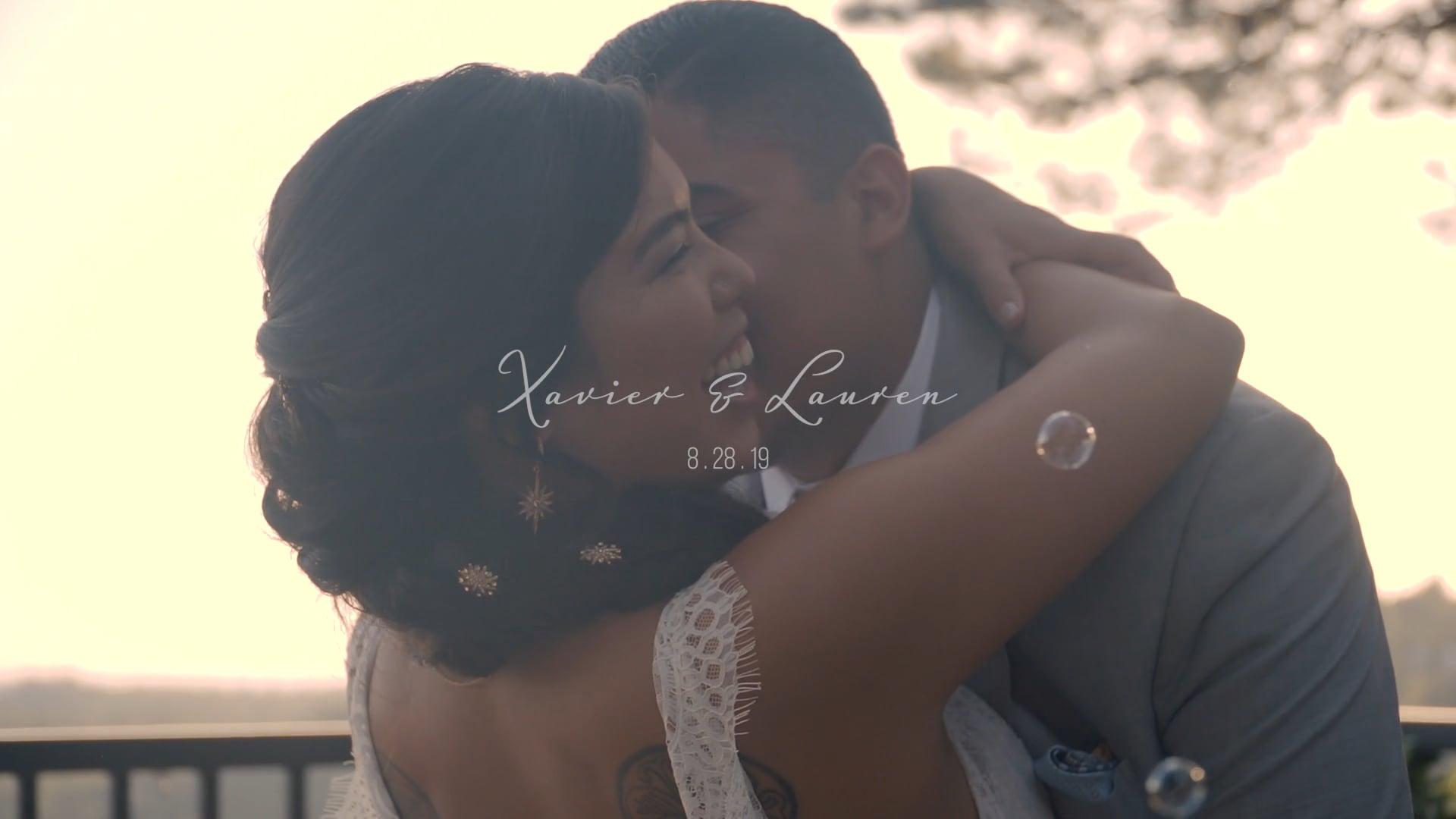 Xavier & Lauren Wedding Film