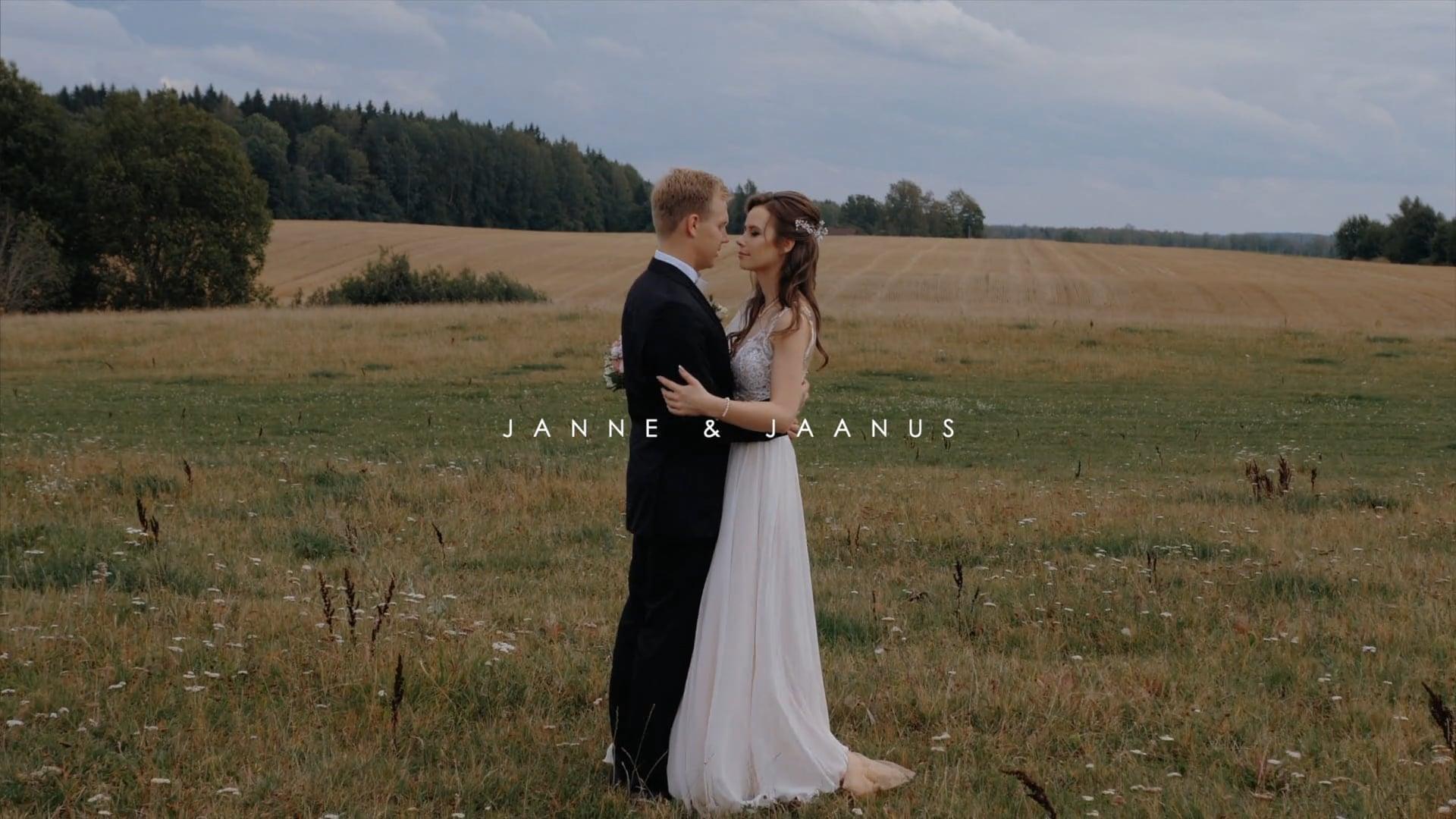 Jaane + Jaanus