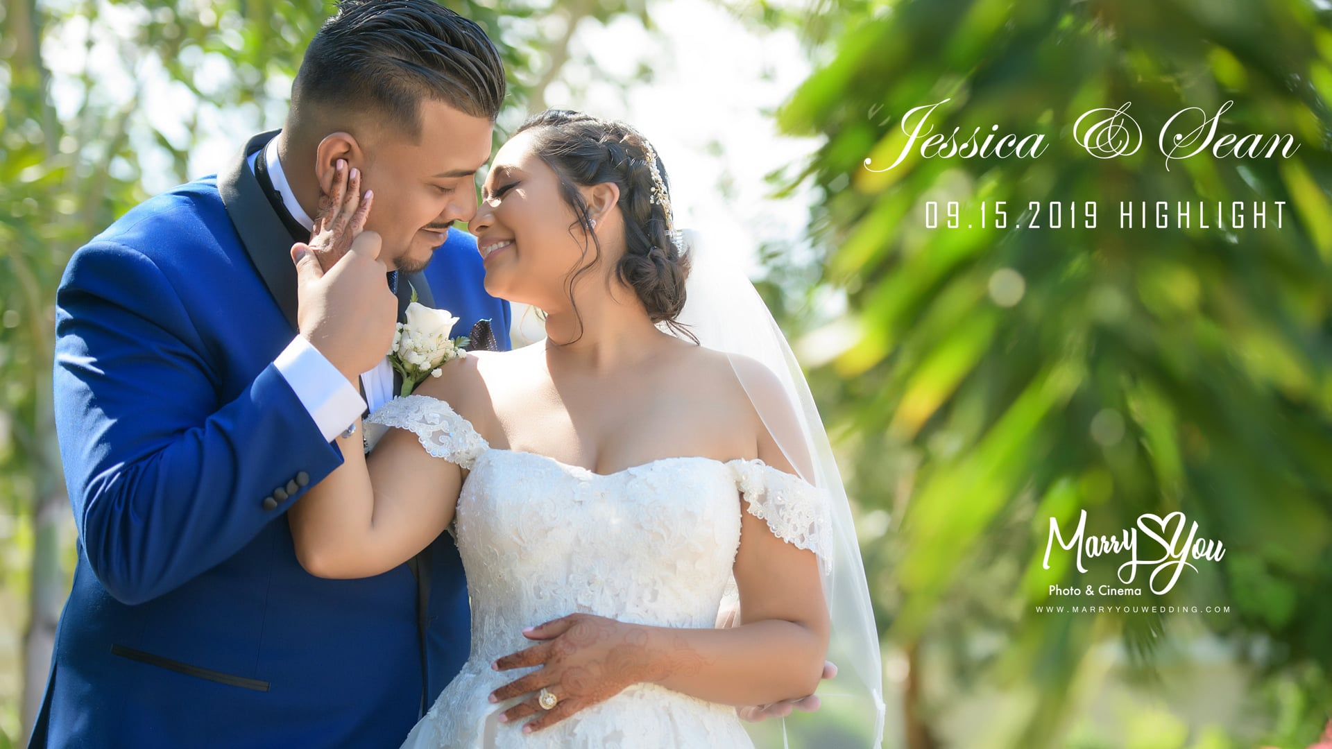 Jessica & Sean wedding highlight