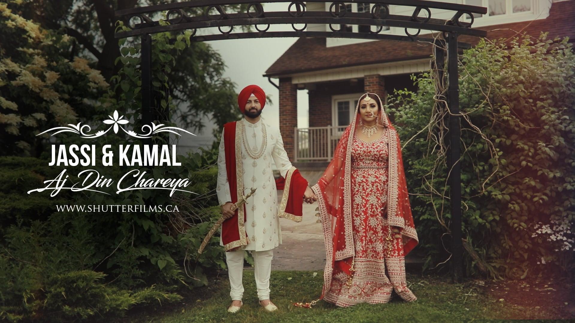 Jassi + Kamal // Aaj Din Chareya