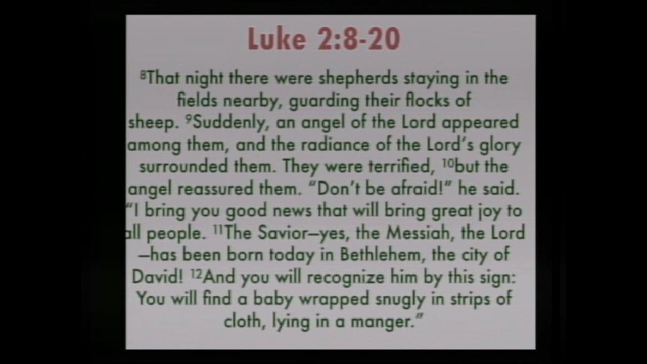 Receiving God's Presence as Good News