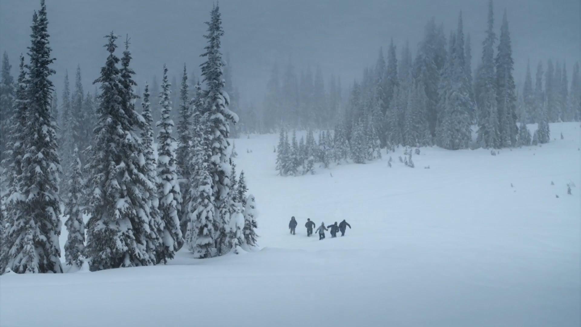 """Ski-Doo """"Escape Mountain"""" Promo"""