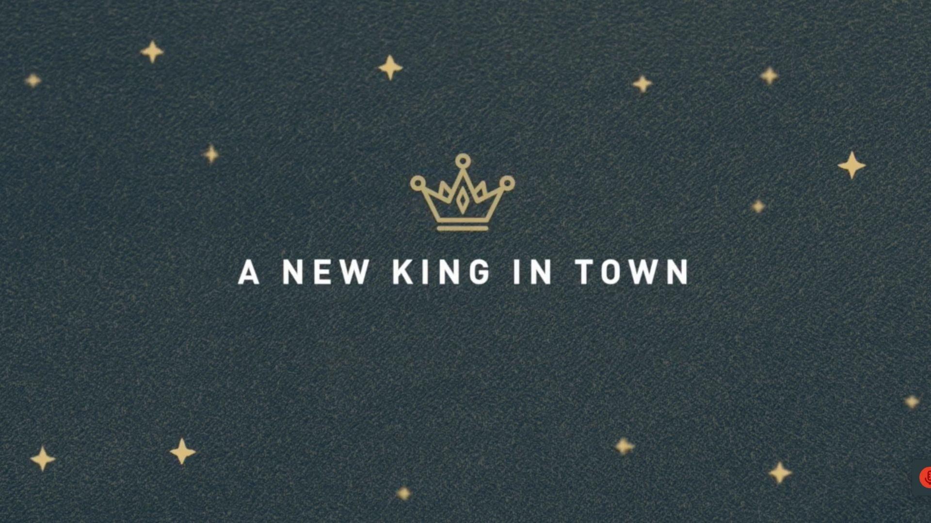 Jesus, the Preeminent King - December 22, 2019