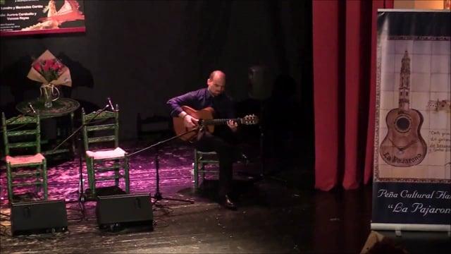 Guitarra, piano y otros instrumentos en Concierto