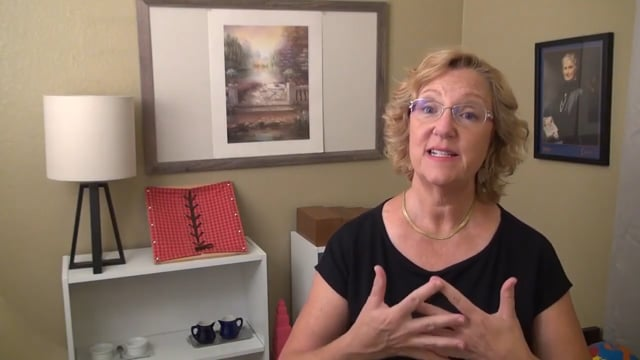What does a prepared adult really look like in a Montessori classroom? (Short version)