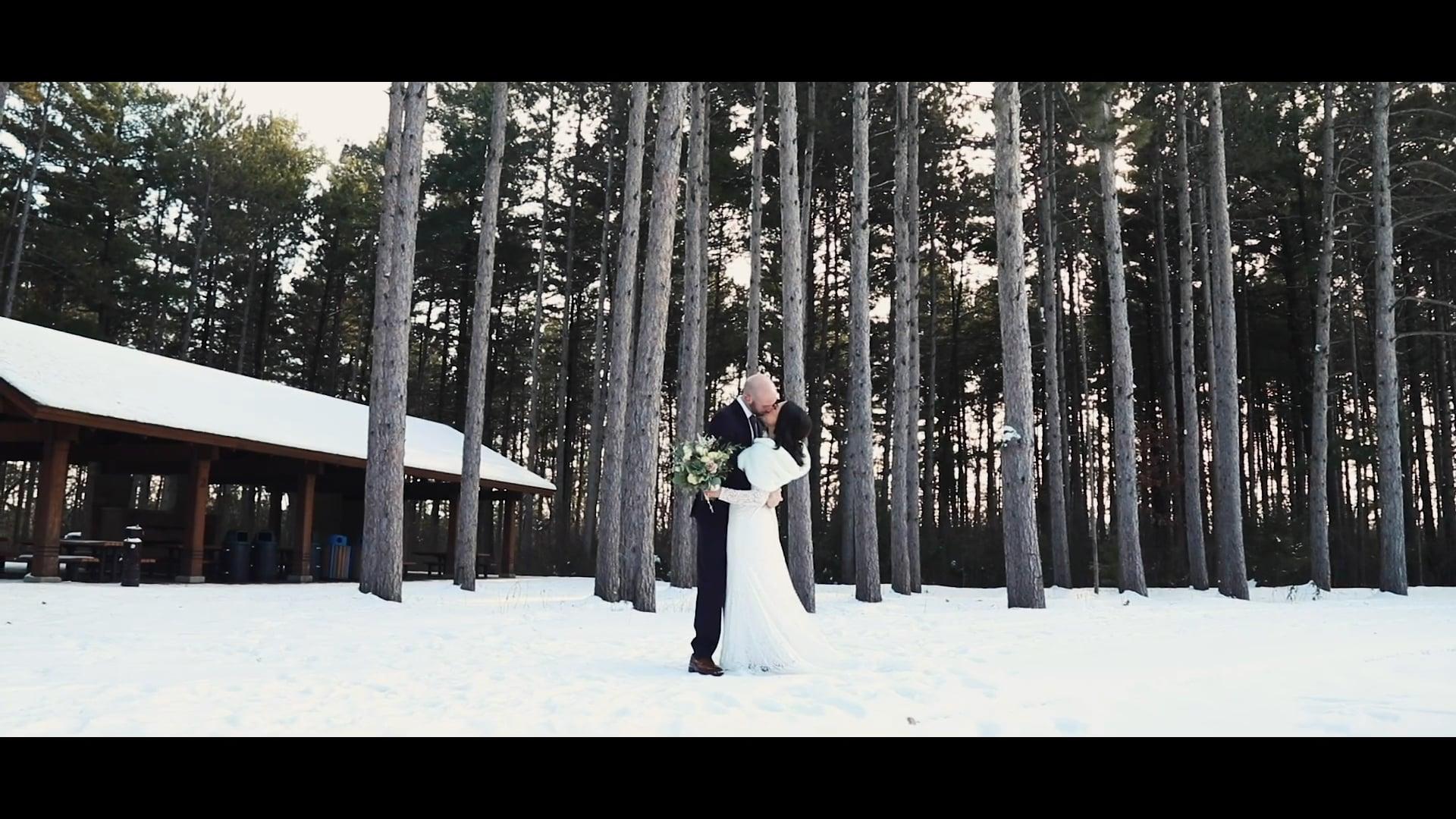 John & Mariah Wedding