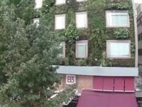 Hotelb3 fachadacomidacuarto