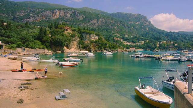 Greece: Corfu - 4K Nature Film