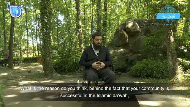 Interview with Ebu Hanzala - FULL