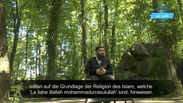 Was genau meinen Sie mit den Begriffen 'Tauhid' und 'Sunnah' ? - Schaikh Ebu Hanzala